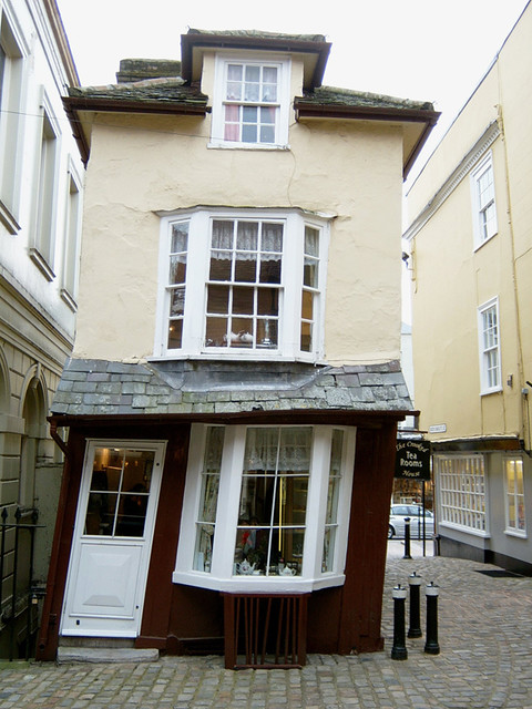 Crooked House Tea Rooms