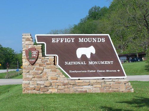 Welcome to Effigy Mounds | by J. Stephen Conn