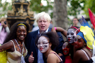 London Mayor Boris Johnson | by leafar.