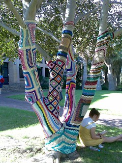 Knitted Tree | by Arcadia Lyons