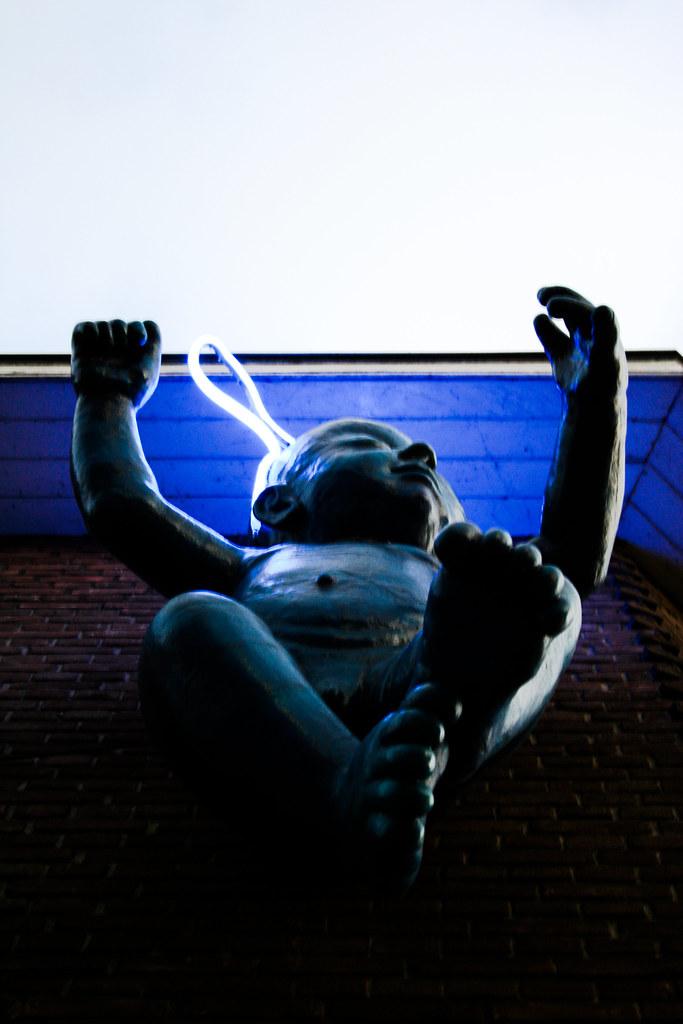 Der Blaue Junge