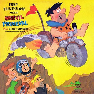 Flintstones Ghost Chasers