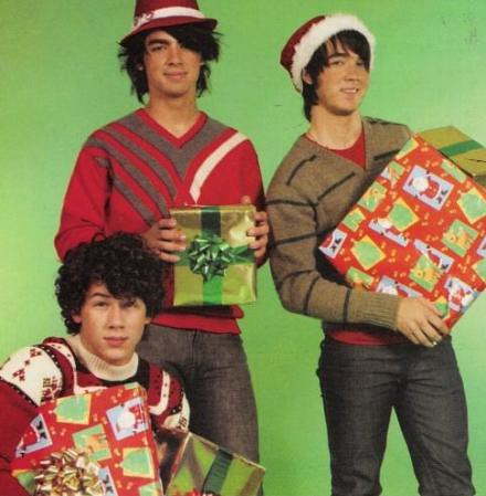 Image result for jonas brothers christmas