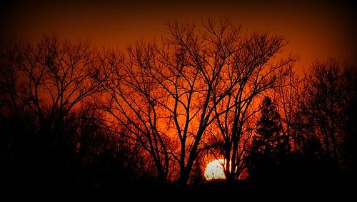 sunset mn