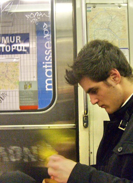 Speed dating homofil Paris