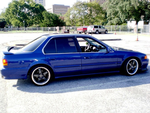 1993 JDM CB7 Honda Accord