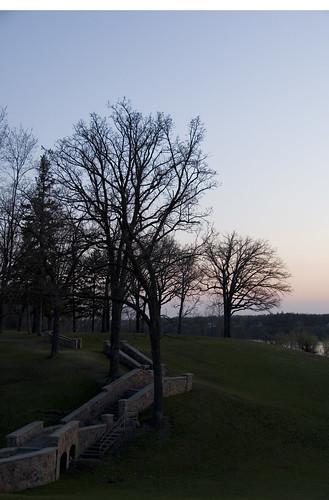trees minnesota sunrise wpa mapped stcloud hesterpark