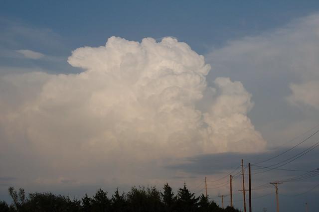 060708 - Strong Nebraska Thunderstorm Cells!