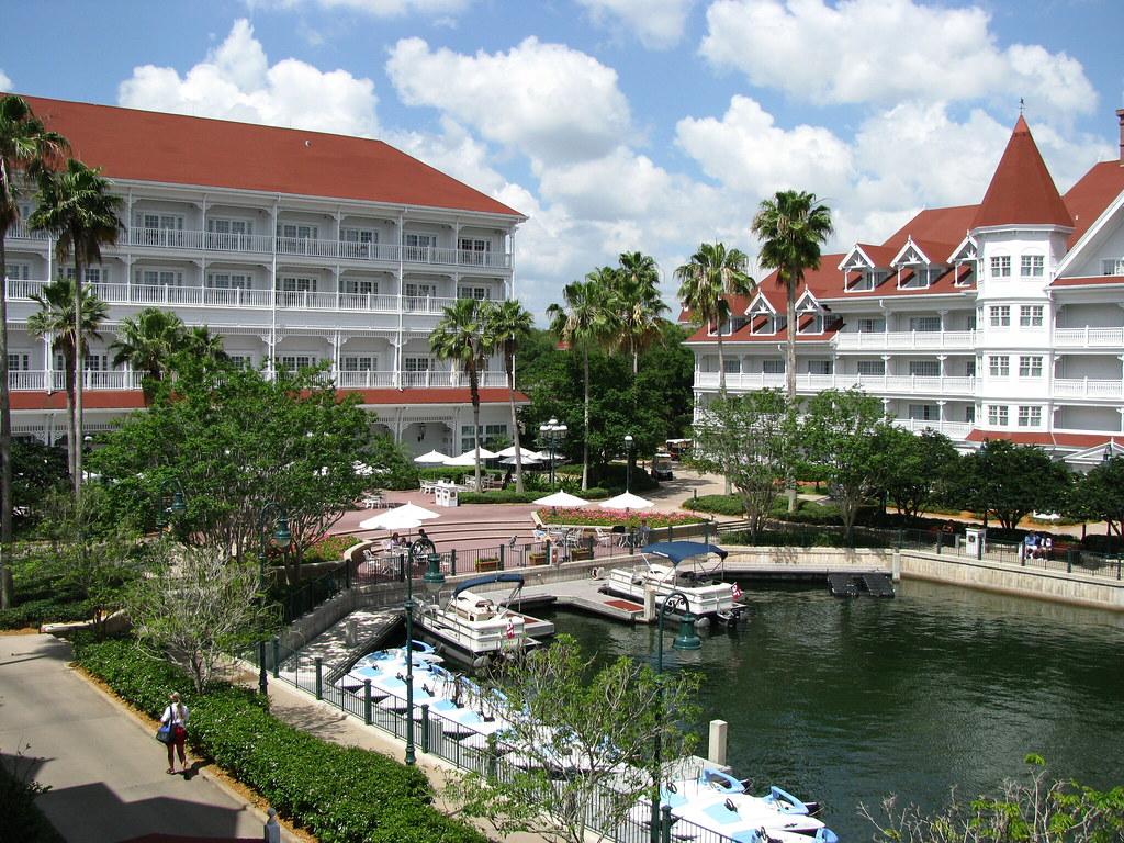 DisneyWorld - Grand Floridian