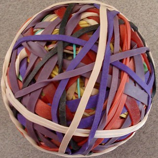 Rubberband ball | by mag3737