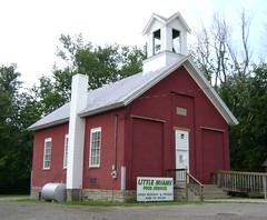 Roachester, Ohio- Roachester Schoolhouse