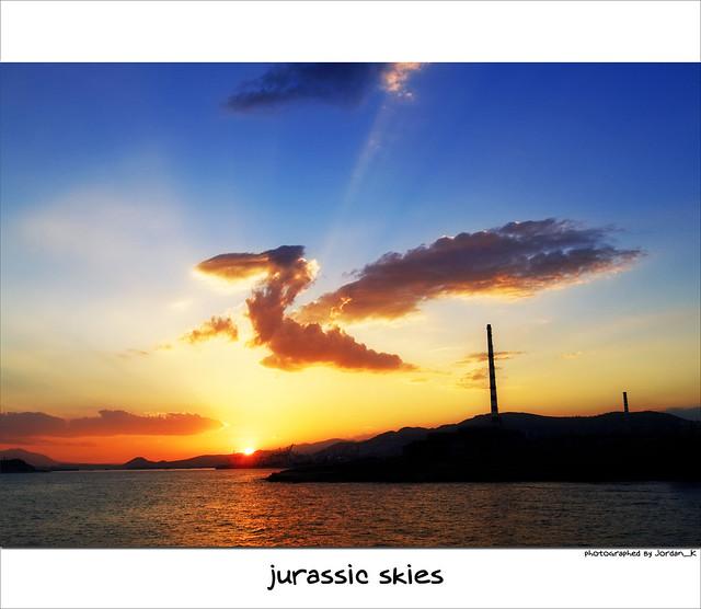 jurassic skies
