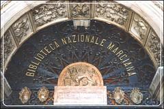 Biblioteca Marciana - La porta | by bibliotecamarciana