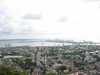 La Bahía de Cartagena de Indias