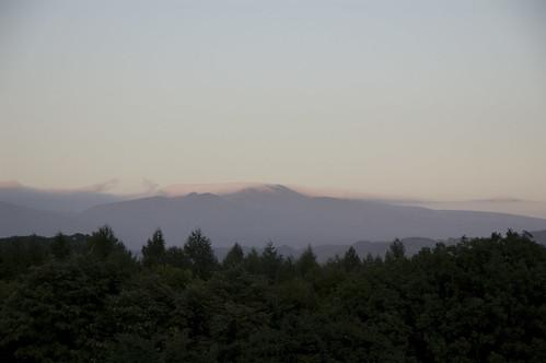 blue sunset sky mountain lake japan nikon hokkaido biei furano tokachi 美瑛 大雪山 富良野 摩周湖 霧 阿寒国立公園 d40 十勝岳 美馬牛 nikkor18200mmf3556 lakemashu 富良野岳 カムイシュ島 トムラウシ山