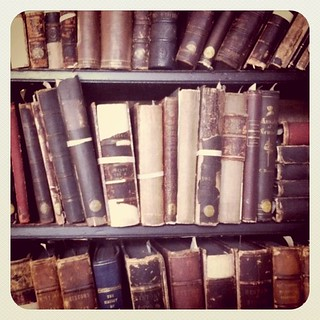 Some very old books | by Jemima G