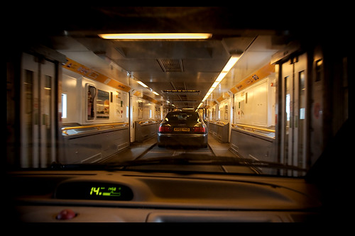 Entering the Chunnel | by Sybren A. Stüvel