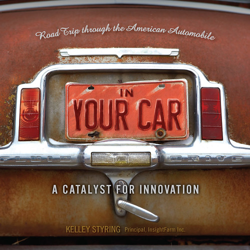 In Your Car: Book Cover