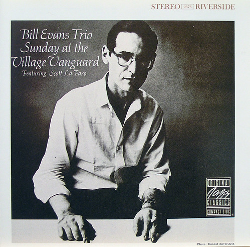 cdcovers/bill evans/sunday at the village vanguard.jpg | by exquisitur