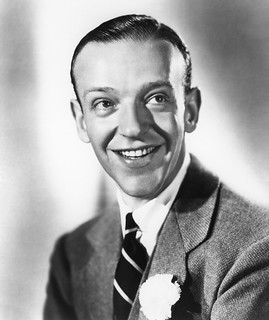 Fred Astaire tot