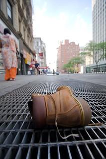 Forgotten Shoe