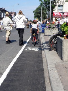 Bike Lane on Bloor?