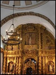 Interior Virgen de la Velilla   by Ainofuentes