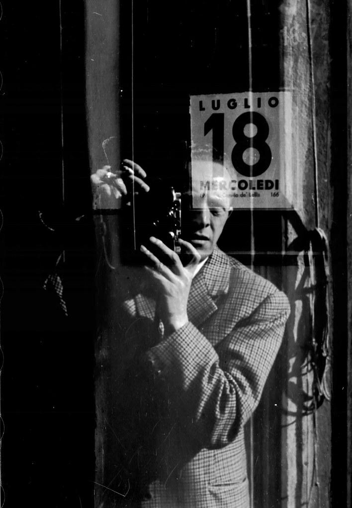 1914 - 2014  un vecchio selfie per i cento anni della Leica