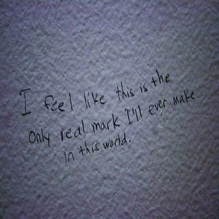 Bathroom Graffiti | by Made Underground