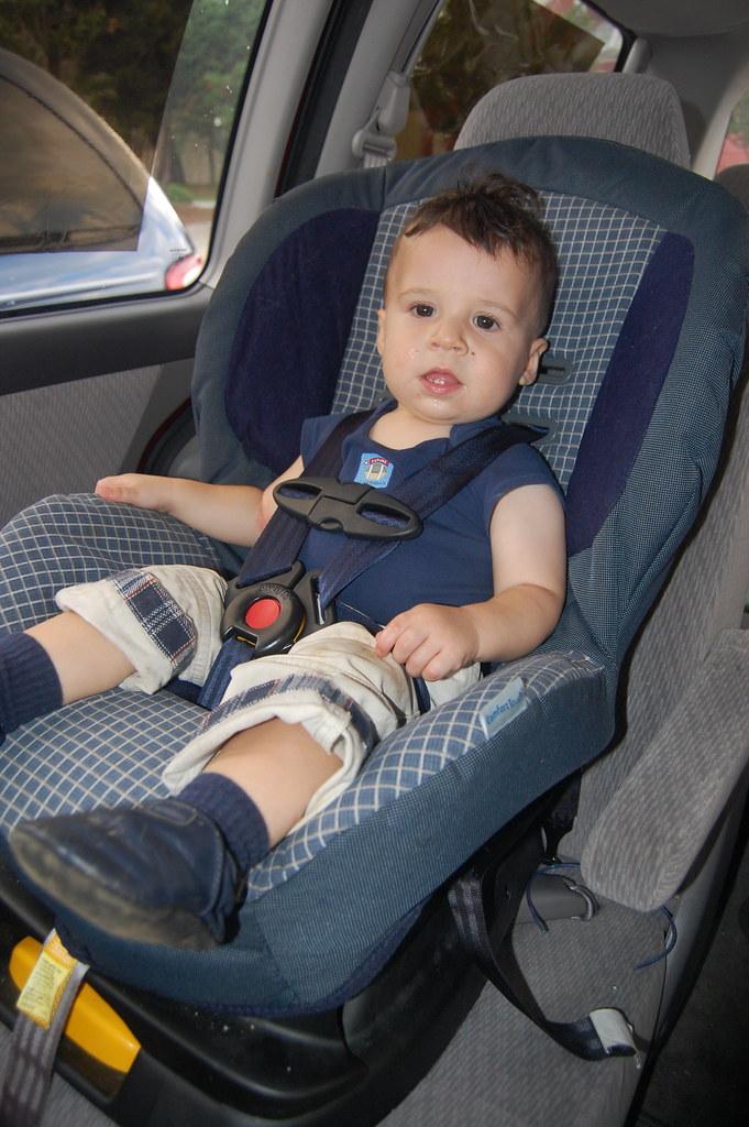 Front Facing Car Seat No More Rear Facing Seat Flickr