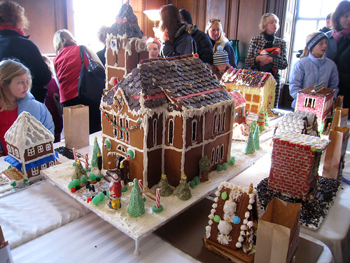 Gingerbread Festival: Abbot Hall   by katy elliott