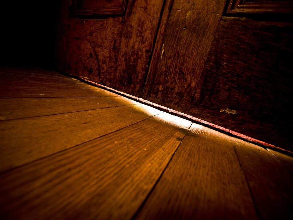 Light Under the Door
