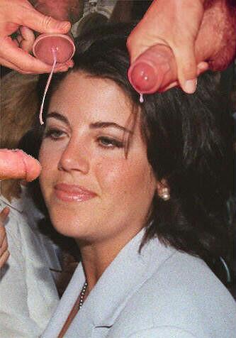 Monica Lewinsky Nude And Shemale