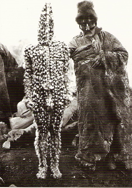 ceremonia de hain, keternen y xalpen