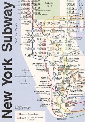 Mta Subway Map In 1990.Flickriver Photoset My Collection Of Metro Map Postcards By Kotarana