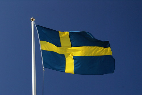 Swedish Flag | by flo_p