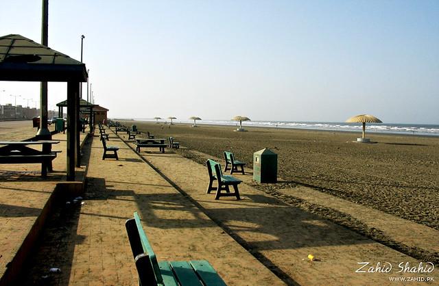 Early Morning at Clifton Beach, Karachi | Zahid Shahid | Flickr