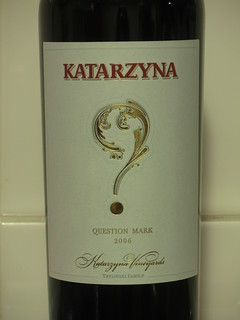 Katarzyna Question Mark