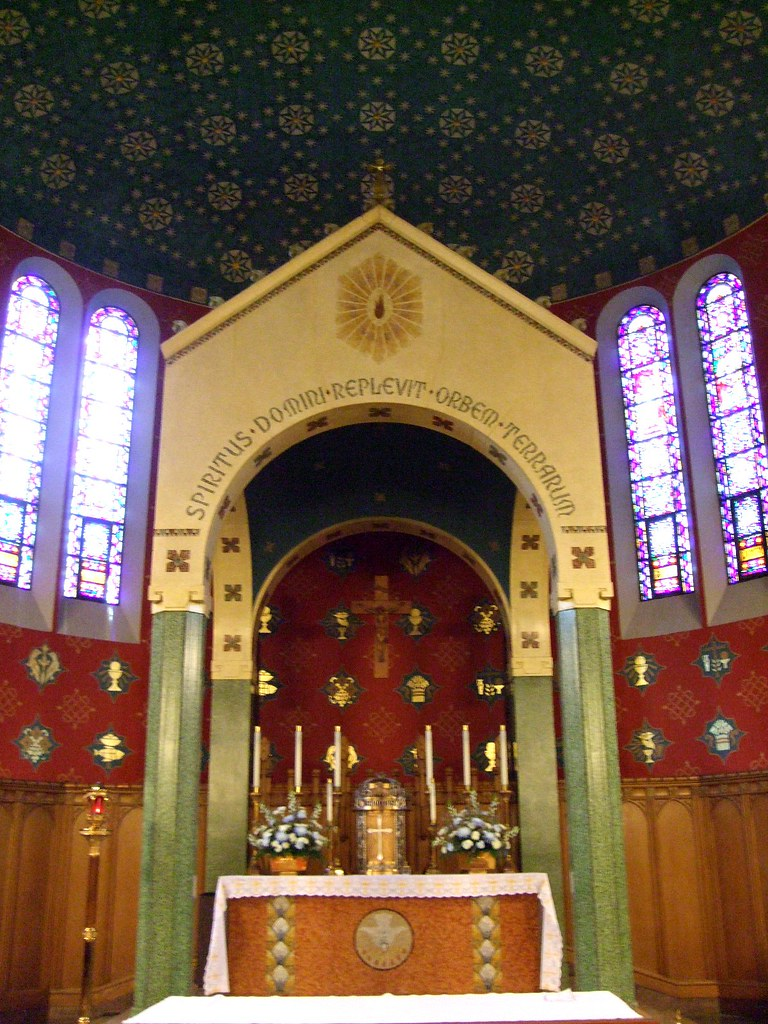 Holy Comforter St. Cyprian Catholic Church, Washington, DC