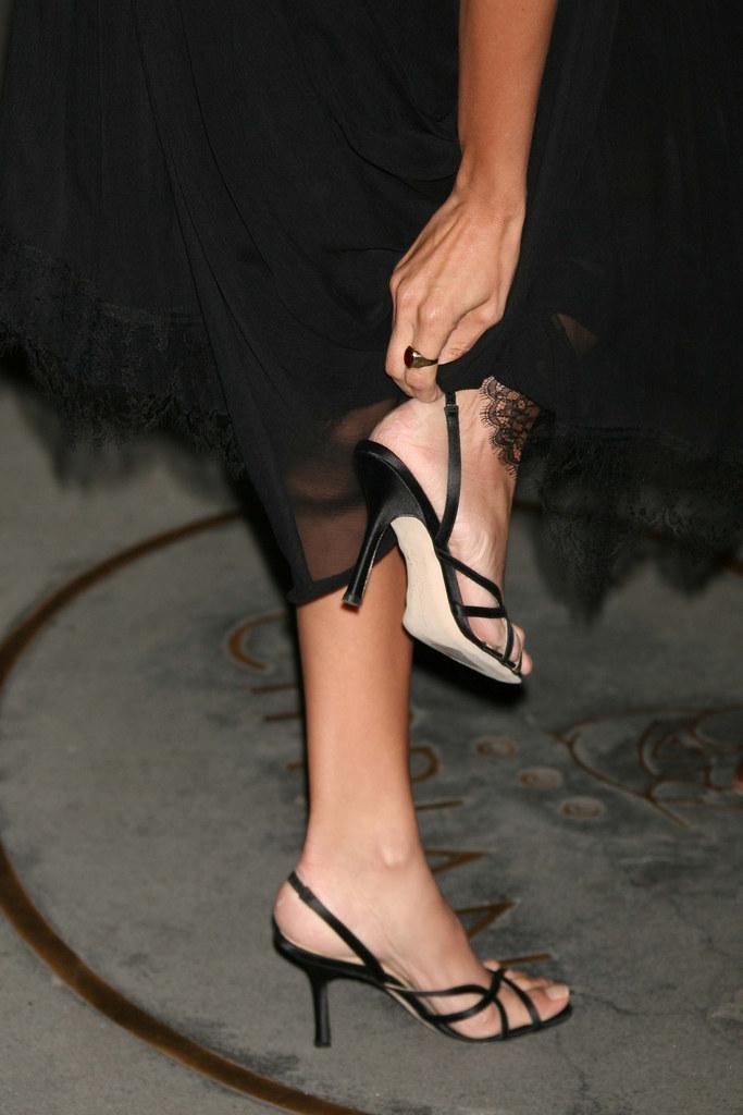 Penélope cruz feet