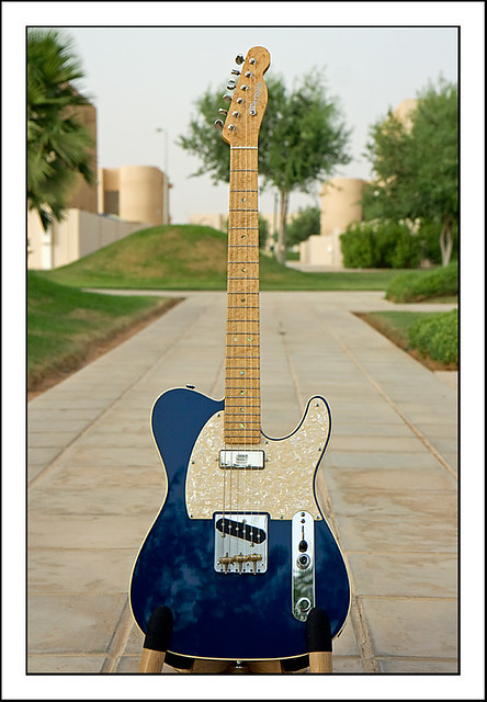 Warmoth 'Telecaster' | This made #381 in Explore on 10 Jun