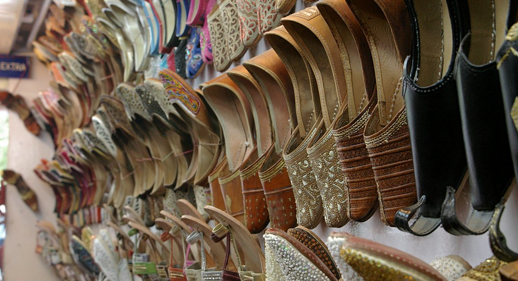 Janpat market tourist places in Delhi