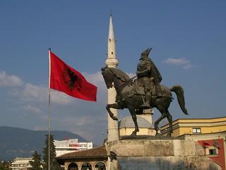 Skanderbeg plaza