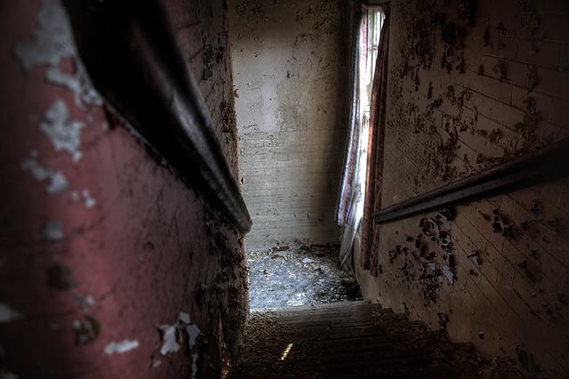 West park abandoned hospital asylum