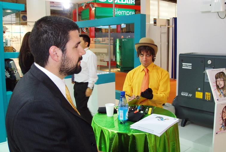 www.marceloguerra.com.ar / CARICATURAS STANDS