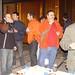 Jue, 13/11/2008 - 20:31 - Los asistentes al magosto de Tecnópole desafían al frío con castañas, vino y chorizos. 14 de noviembre de 2008