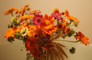 fall flowers | by Scrap Pile