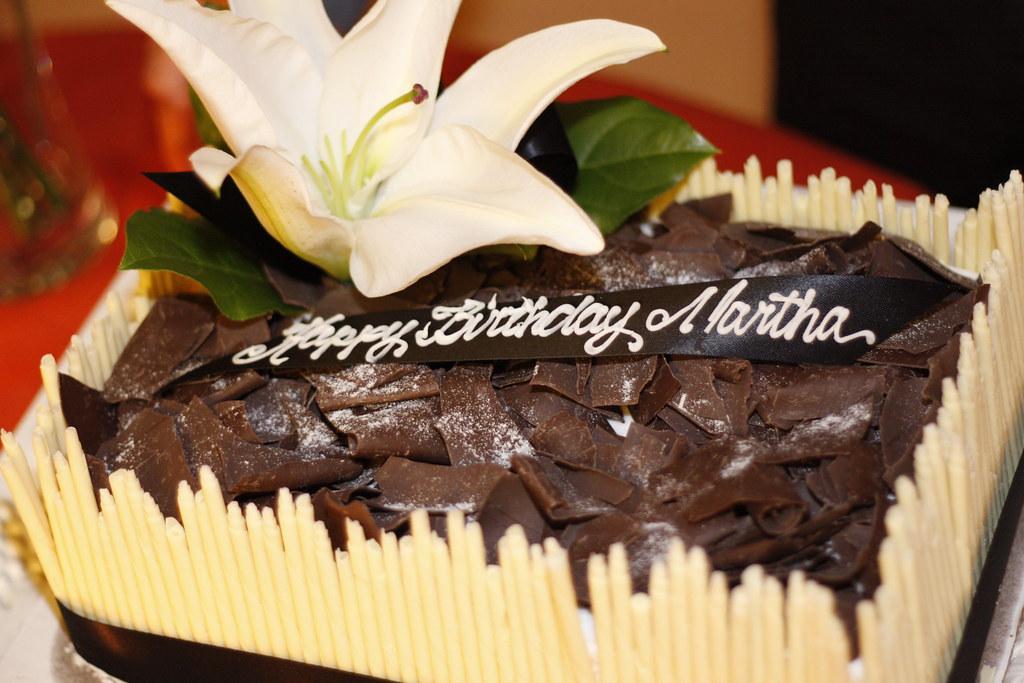 February 2nd Happy Birthday Martha