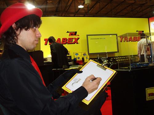 CARICATURISTA EN EVENTOS/www.guerratoon.blogspot.com