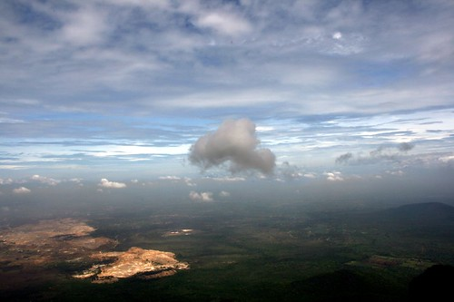 sunset sky india mountains clouds canon landscape hillstation southindia yercaud 400d